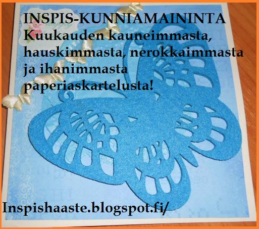 Inspis-kunniamaininta