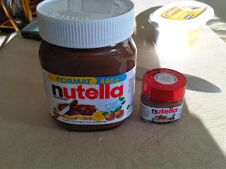 Frencheers - Petit pot de nutella ...