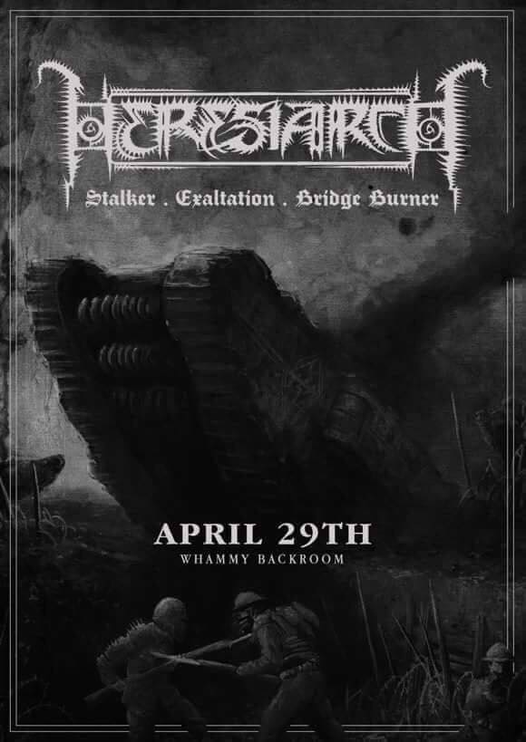 Heresiarch AKL Show