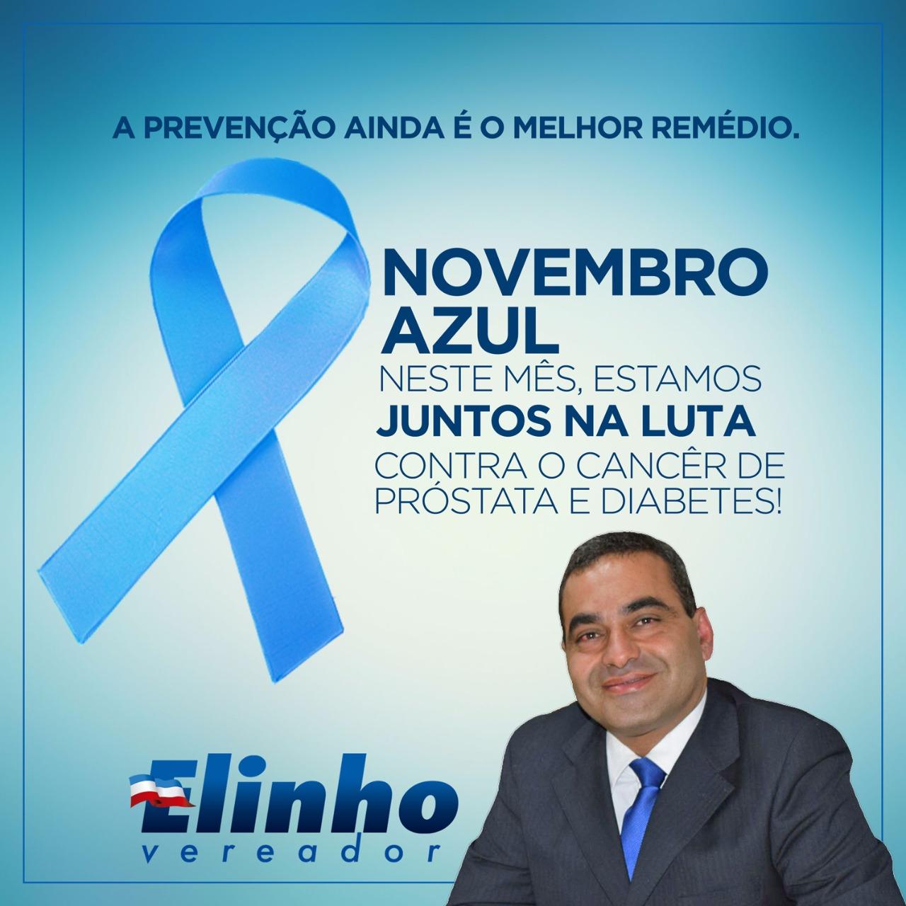 Vereador Elinho - Buerarema