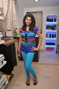 Sravya Glam pics at Linen Club launch-thumbnail-11