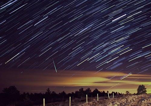 Fenomena Langit dan Bintang Jatuh Yang Akan Terjadi Tahun Ini