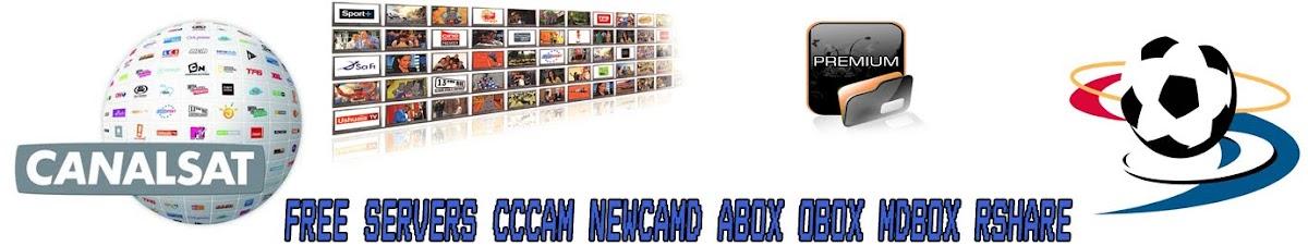 Free Servers Cccam Newcamd Abox Obox Mdbox Rshare