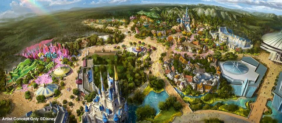 Tokyo Disneyland's Fantasyland Expansion