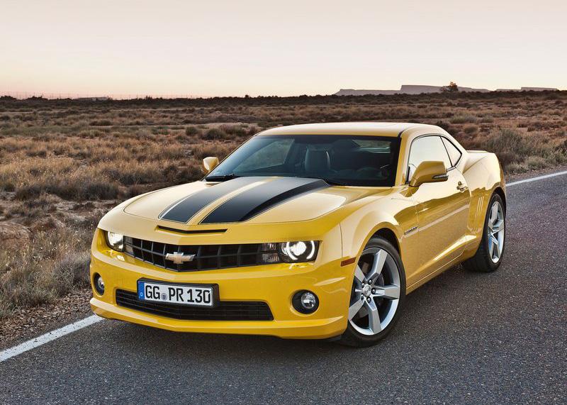 Automobiles Wallpaper, New Cars, Luxury Automotive, Top Cars: Chevrolet  Camaro EU Version, 2012