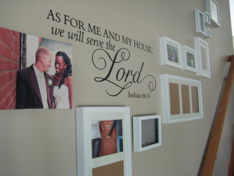 Lovelace Files}: Photo Gallery Wall