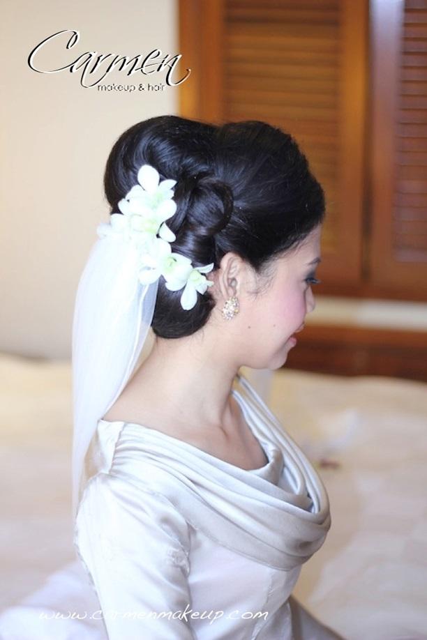 malay wedding style
