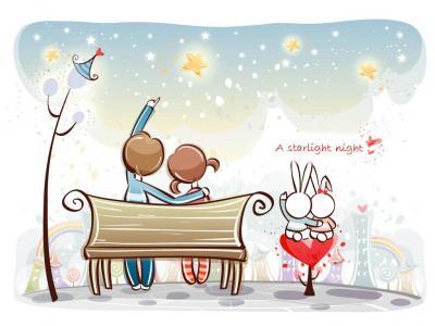 Foto Kartun Romantis - Kumpulan Cerita Humor Lucu | gam