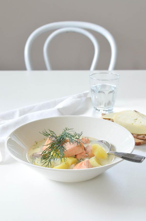 Scandi Home: The New Nordic Diet & IKEA