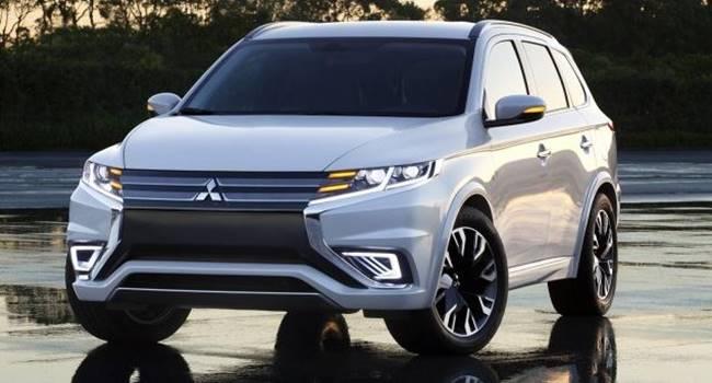 Inilah Mobil Mitsubishi Outlander 2016