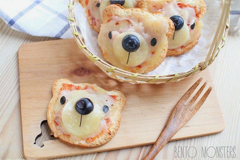 Ideas creativas para decorar la comida infantil maria for Ideas de comidas caseras