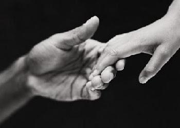 Minha mãos...