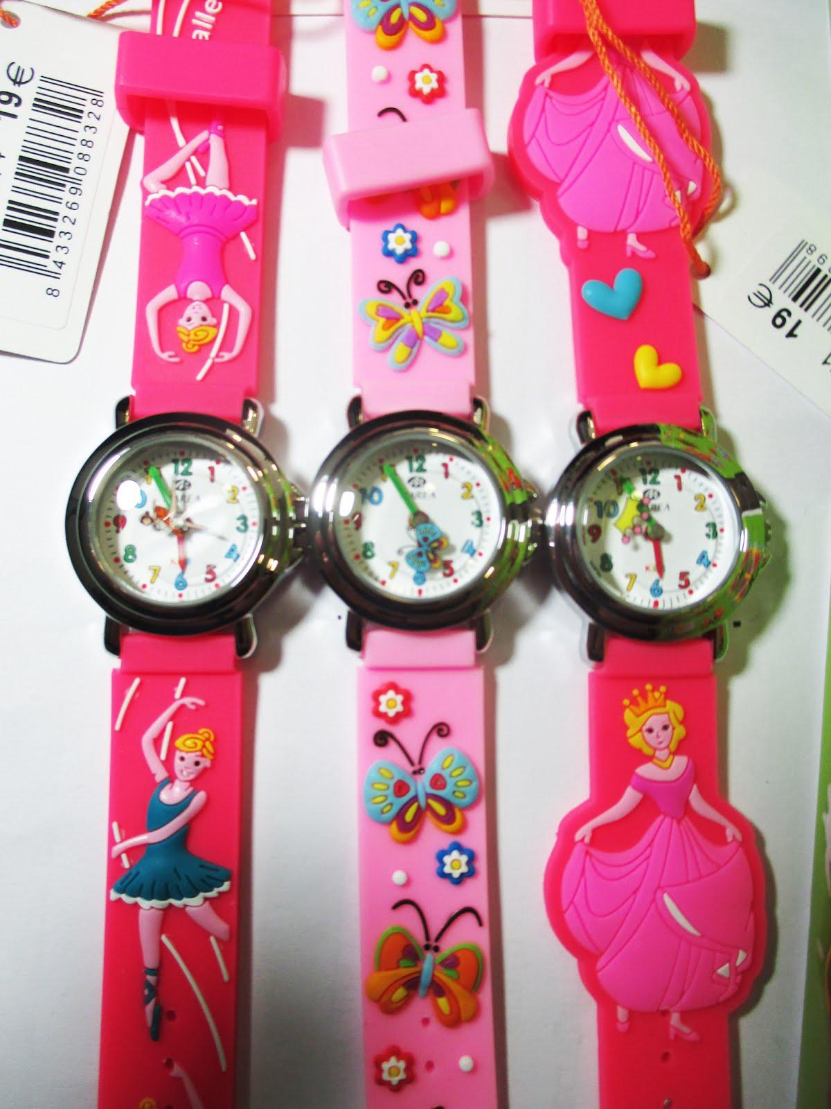 Relojes Marea infantiles