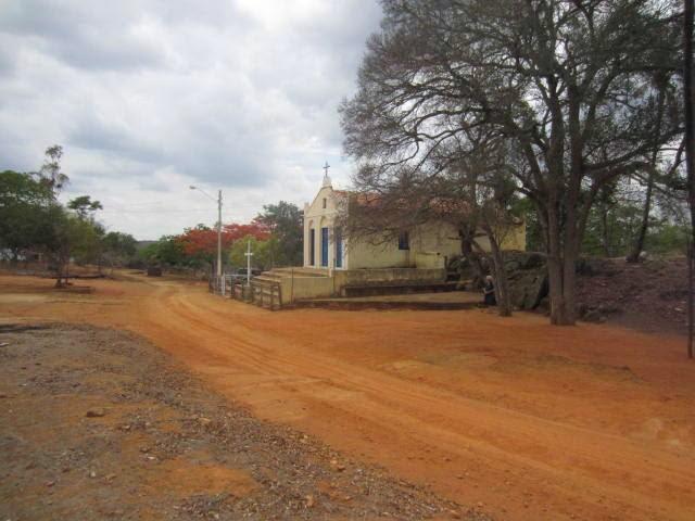 Capela de Santo Antão e São Paulo no Rubão