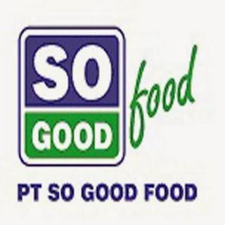 Lowongan Kerja Admin Staff Bulan Januari 2014 di PT So Good Food