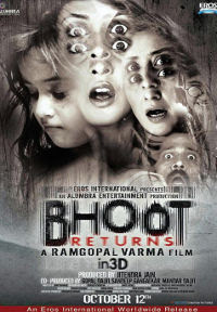 Bhoot Returns (2012 - movie_langauge) - J.D. Chakravarthi, Manisha Koirala, Madhu Shalini, Alayana Sharma