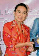 Senator Loren Legarda