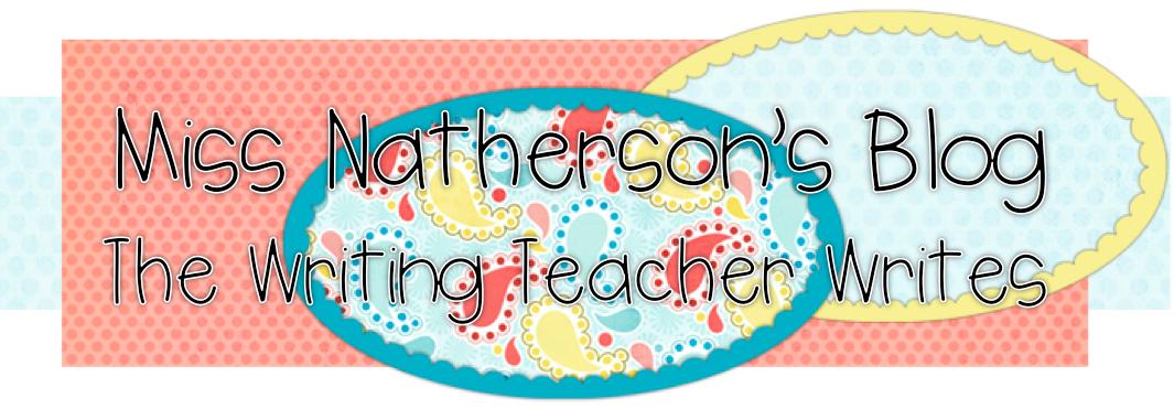 The Writing Teacher Writes