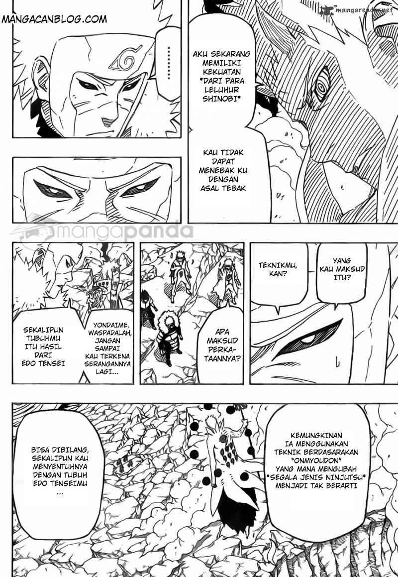 Komik Naruto Episode 642 643 Subtitle Indonesia Terbaru | gedeeinstein