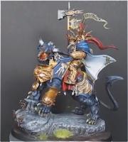 Cómo pintar al Lord Celestial Vandus Hammerhand