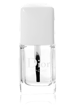 Dior, Dior top coat, Dior topcoat, top coat, topcoat, nail, nails, nail polish, polish, lacquer, nail lacquer
