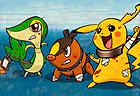 Pokemon Black And Blue Gotta Free 'Em All!   Juegos15.com