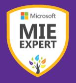 Microsoft Innovative Educator Expert 2016-2018