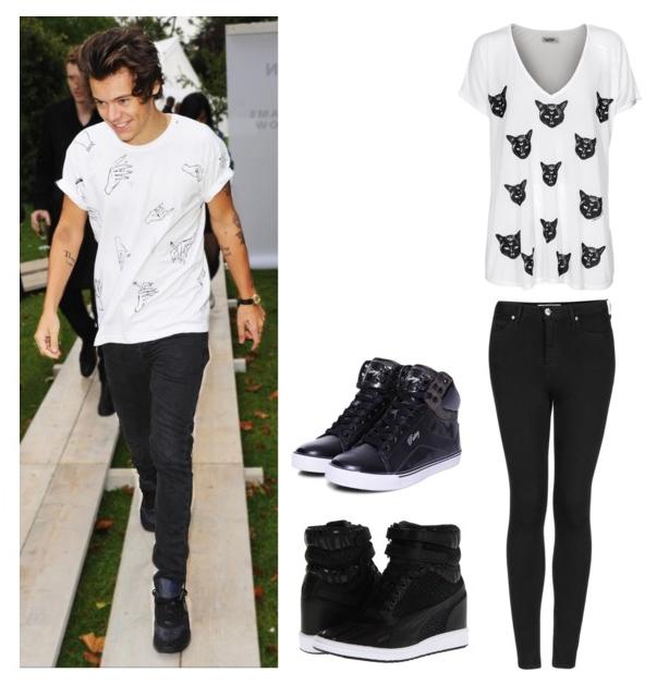 Celeb Style Inspiration | Harry Styles