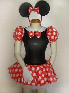 Imagens de Fantasias da Minnie