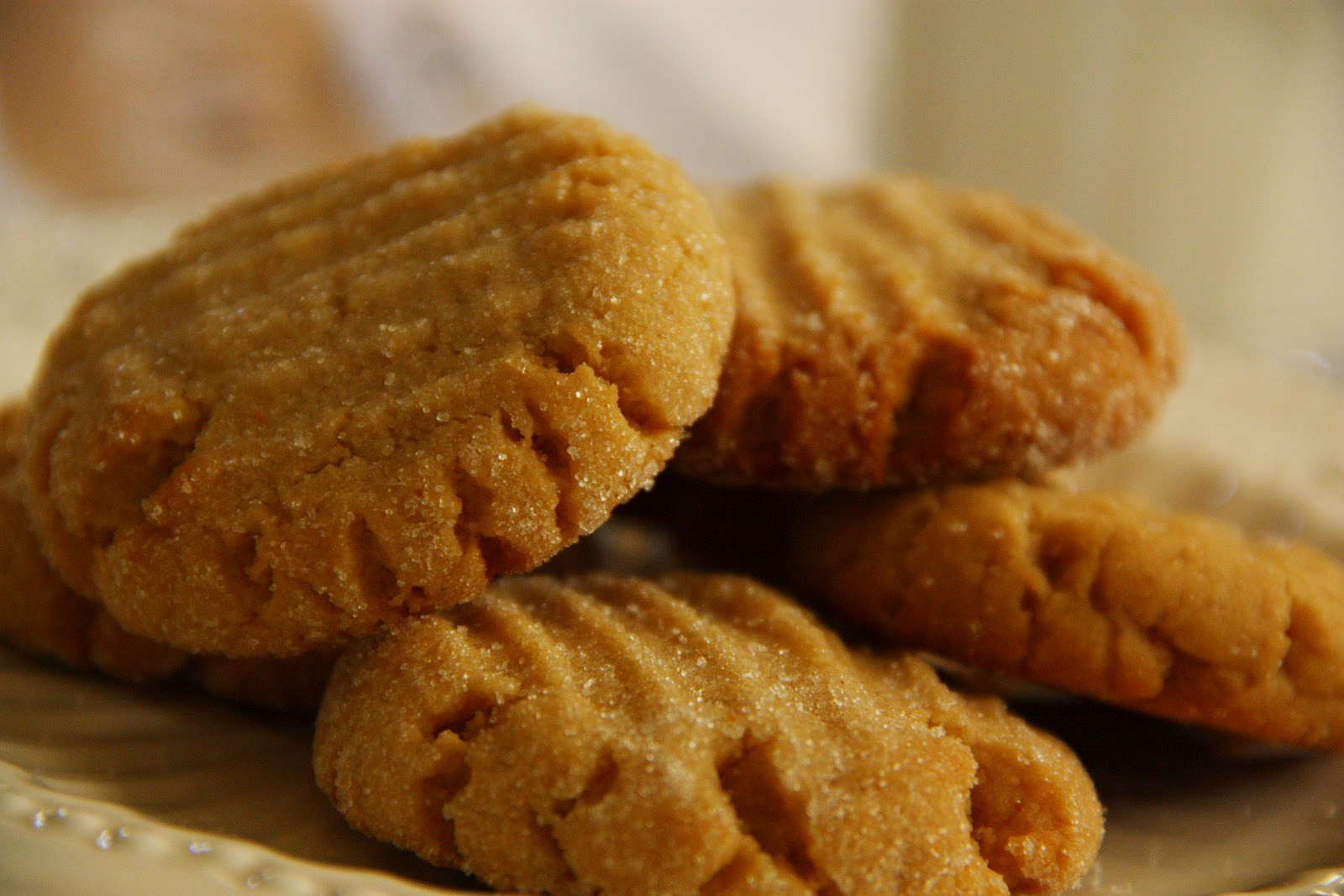 saucy's sprinkles (bloggedy blog blog): peanut butter cake mix cookies