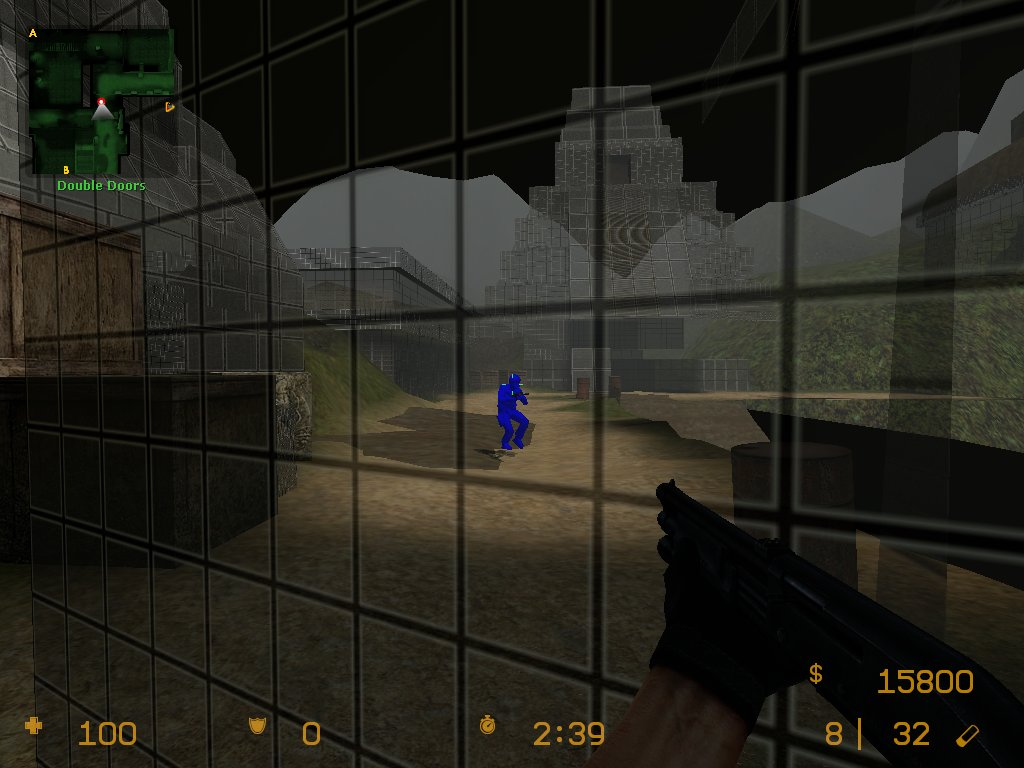 Counter Strike (CS) 1.6 Undetectable Wallhack Hilesi indir 2012