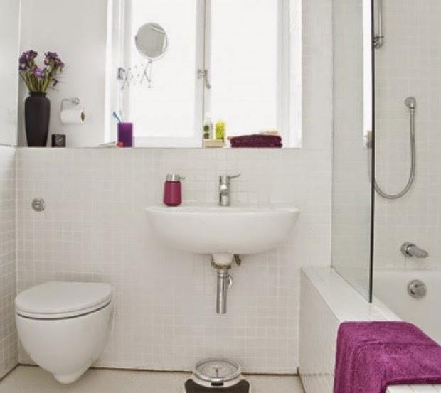 DESIGN IDEAS SMALL BATHROOM