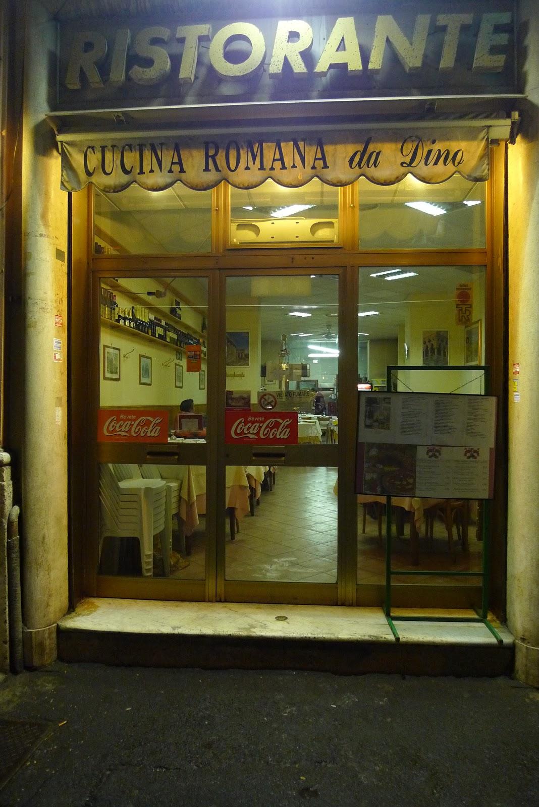 Tony vacaciones y derivados ristorante pizzer a cucina for Cucina romana rome
