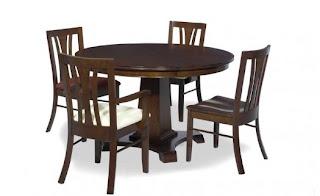 Cadeiras de madeira para cozinha