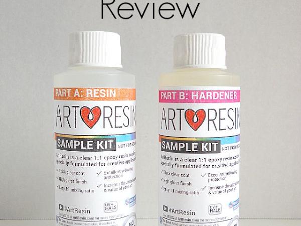 Art Resin Review