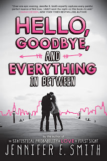 Hello, Goodbye, and Everything in Between book cover