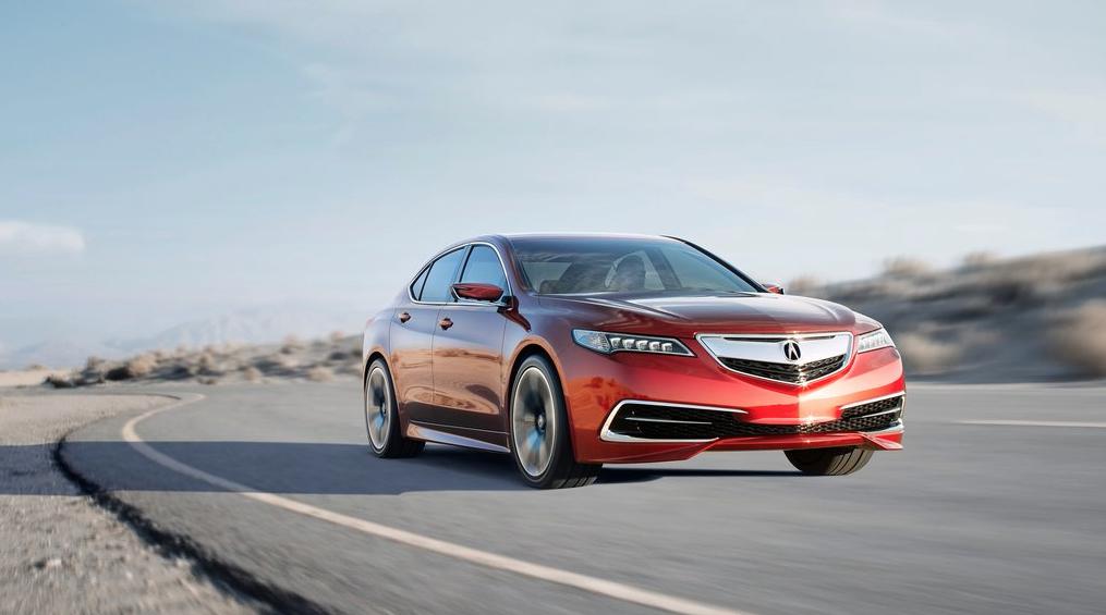 2014 Acura TLX Concept