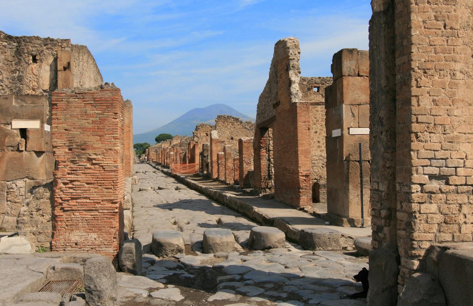 Penemuan-Penemuan Menarik di Reruntuhan Pompeii