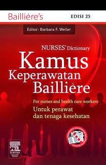 Kamus Keperawatan Bailliere  Untuk Perawat dan Tenaga Kesehatan