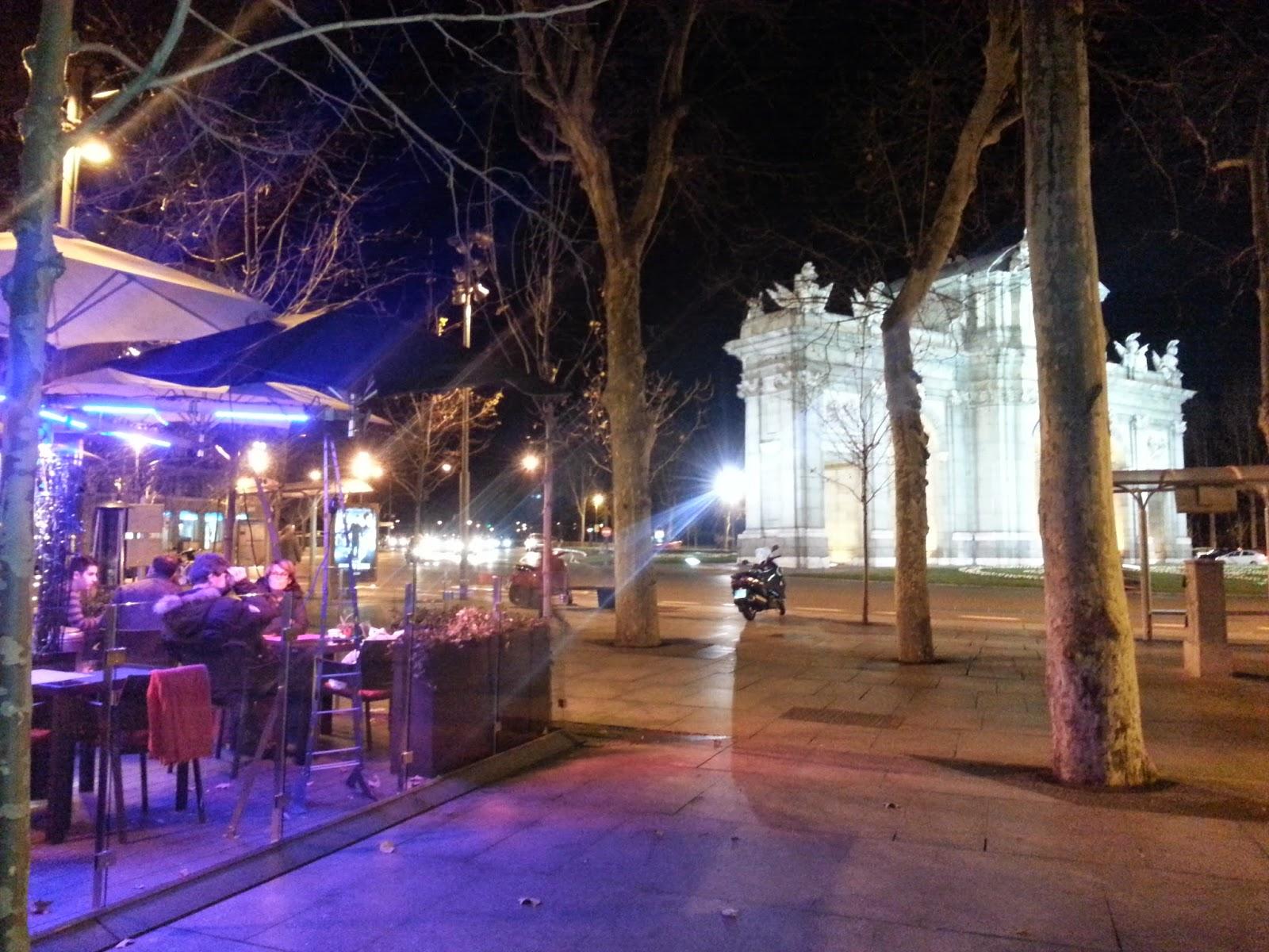 Barrio de las Letras. Madrid. Inspección Tabernaria
