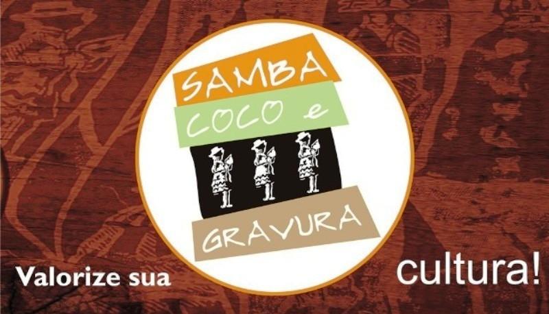 Projeto Samba, Coco e Gravura