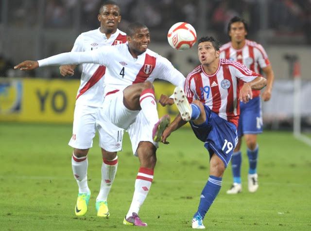 Perú y Paraguay por el tercer sorbo de la Copa