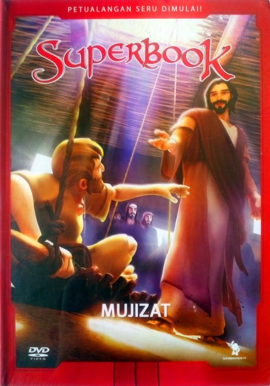 Superbook MUJIZAT