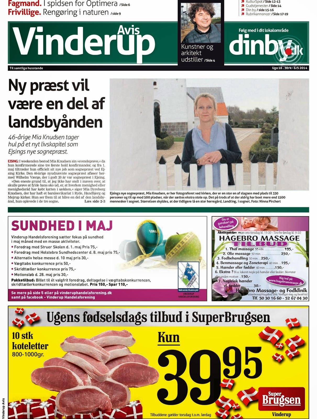 vinderup avis