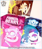 Monster Cereals Count Chocula Franken Berry Boo Berry Halloween 2015 cereal