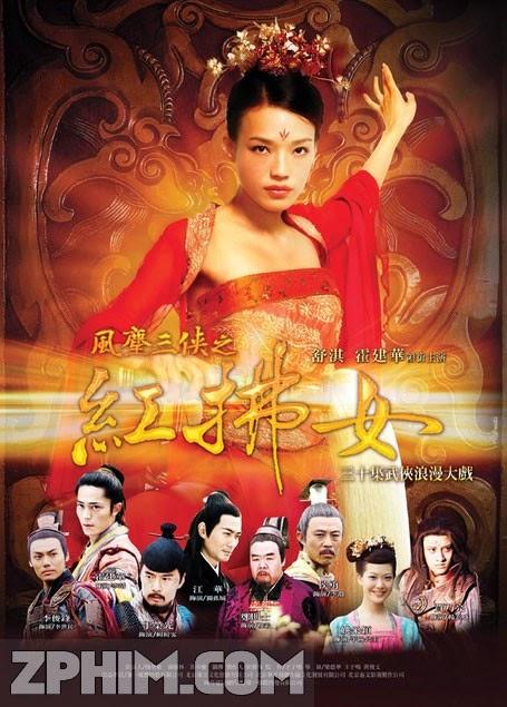Hồng Phất Nữ - Romance of Red Dust (2006) Poster