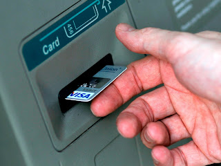ATM Machines for fast cash