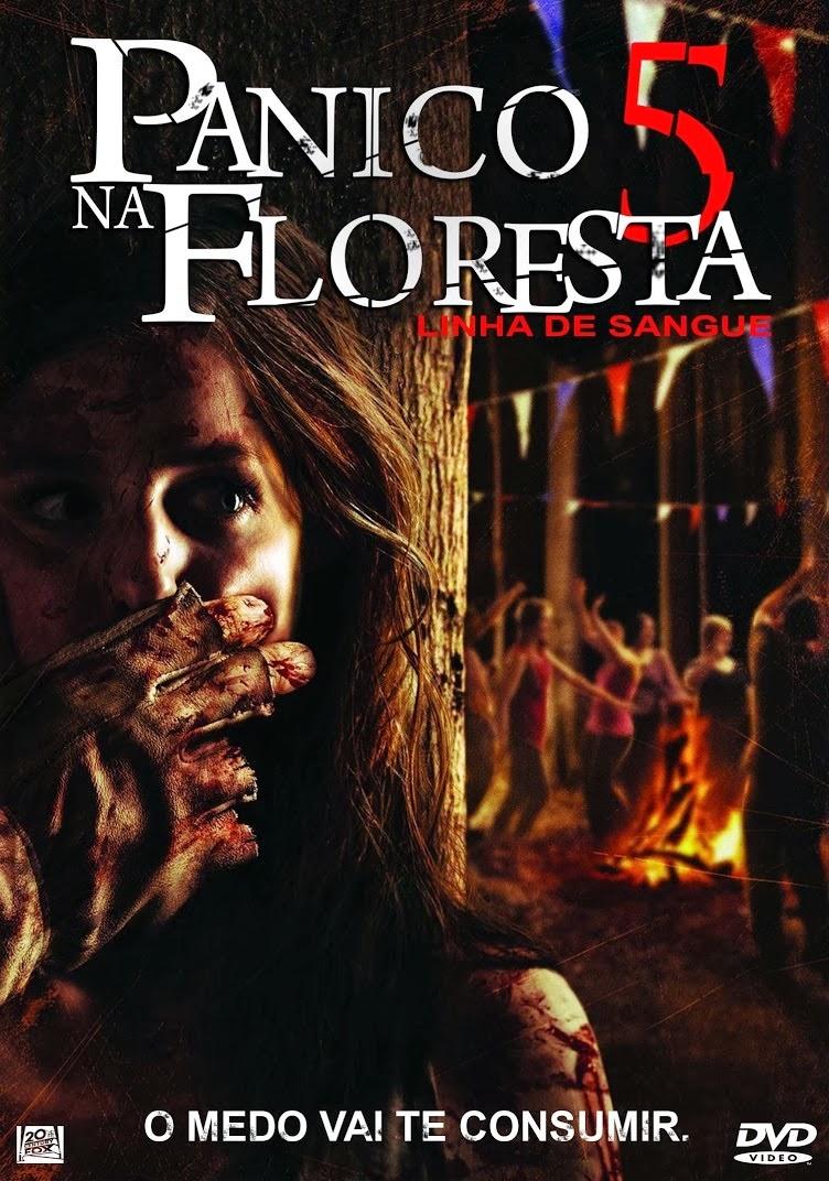 Pânico Na Floresta 5 – Dublado (2012)