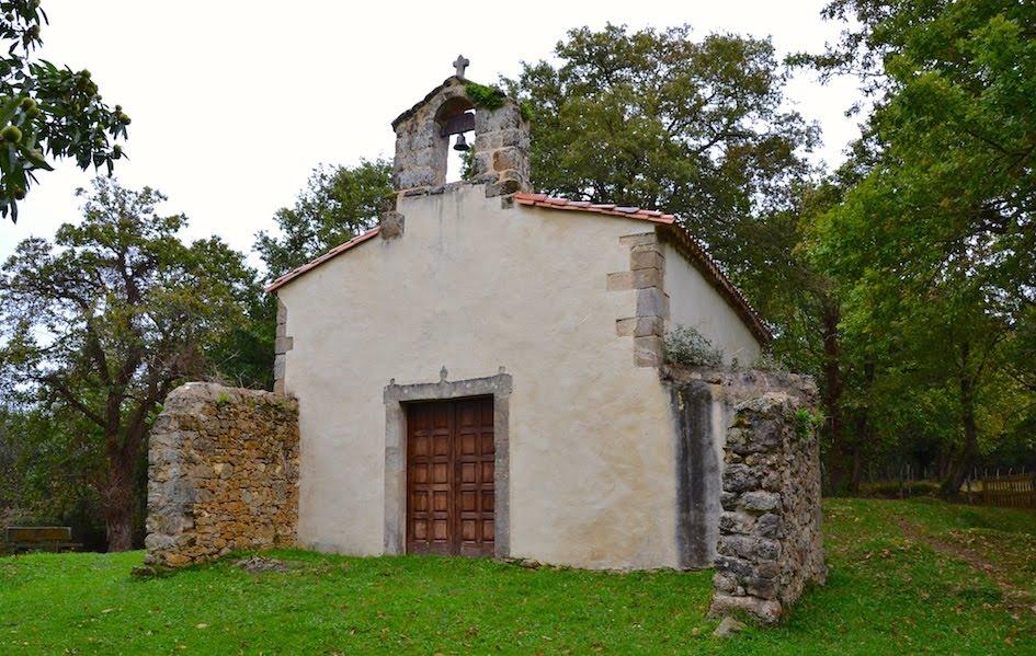 El camino de santiago desde asturias capilla de nuestra - El tiempo en siero asturias ...