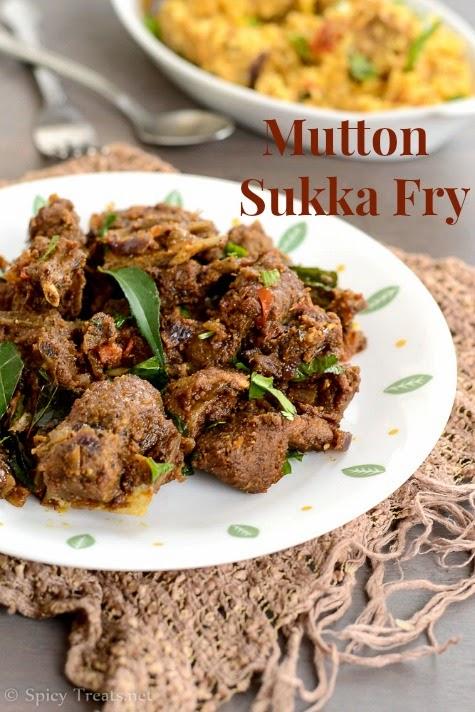 Mutton Chukka Varuval